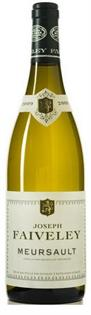 Joseph Faiveley Meursault 2009 750ml